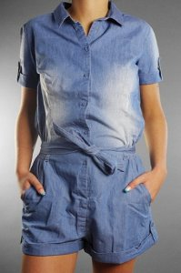 Minimum Denim Bodysuit auf dealer-shop.de