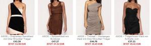 Kleider für die nächste Party von Asos