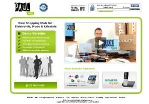 Paul direkt Shoppingcommunity