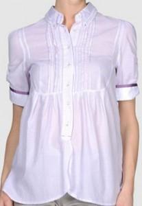 Verspielte Bluse von High - gesehen bei Yoox.com