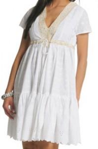Romantisches Kleid von Twin Set bei dress-for-less