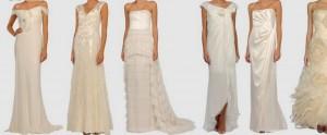 Traumhafte Brautkleider bei Yoox