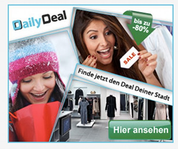 Beauty Angebote bei Daily Deal