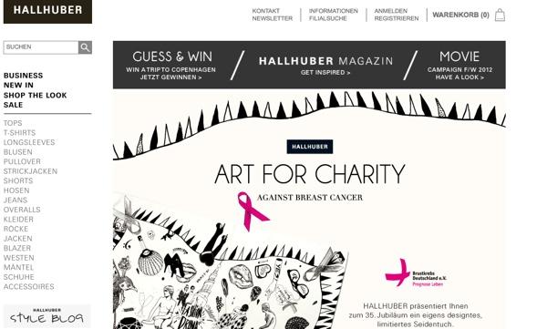 Hallhuber Charity