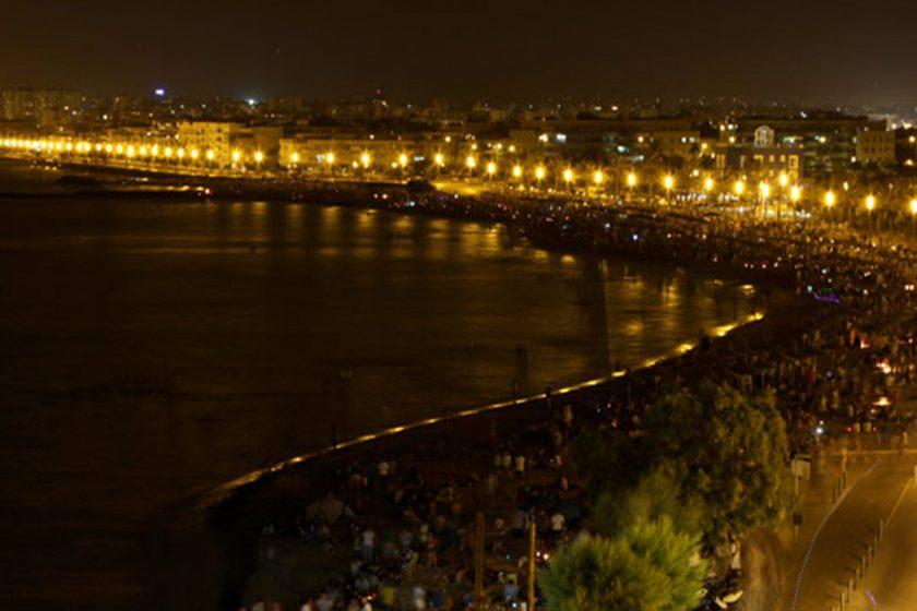 Fiesta Nit de Sant Joan abends