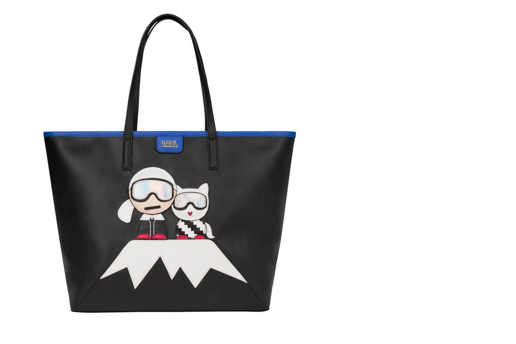 Karl Lagerfeld Holiday Shopper fashionette