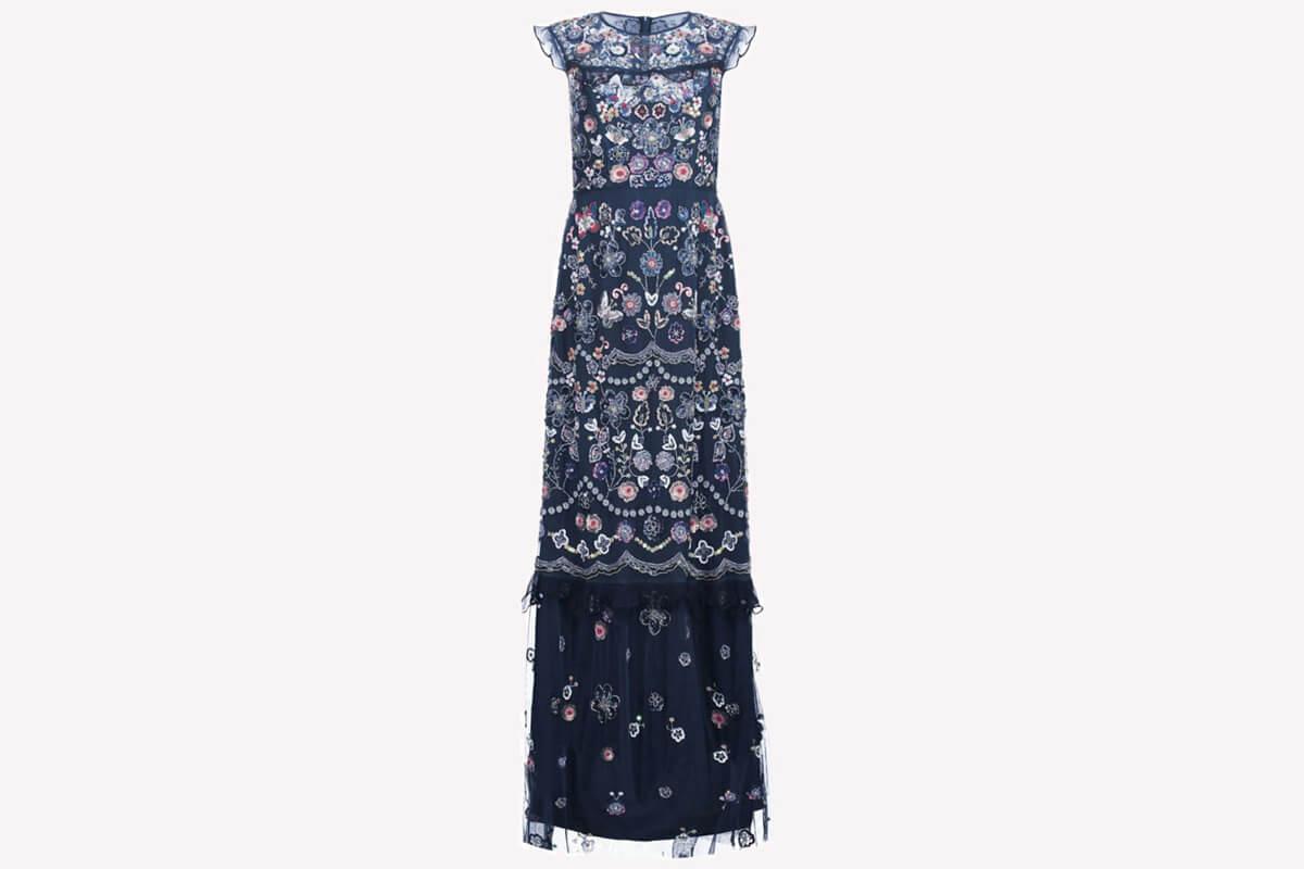 Kleid von Needle & Thread