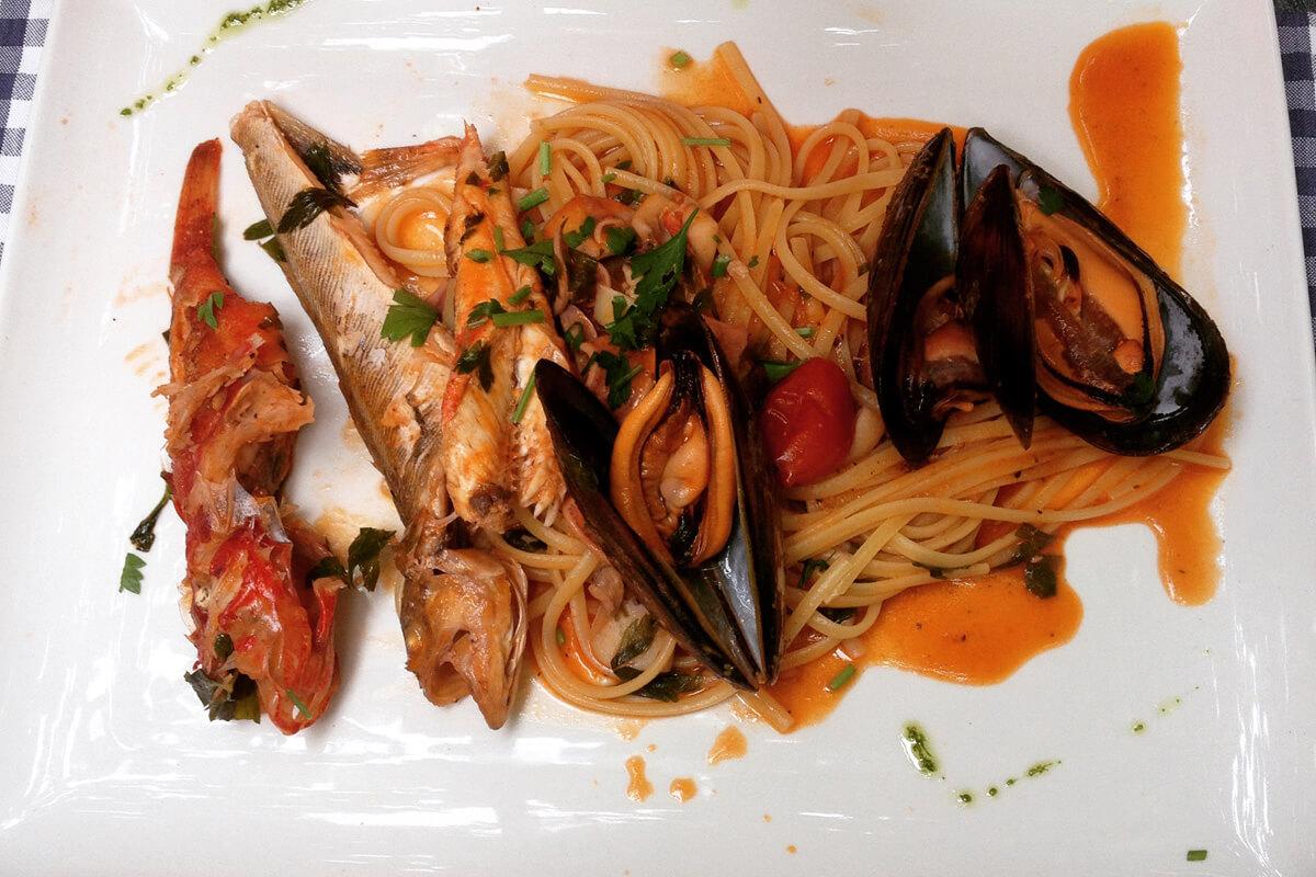 Restaurant Almare Palma