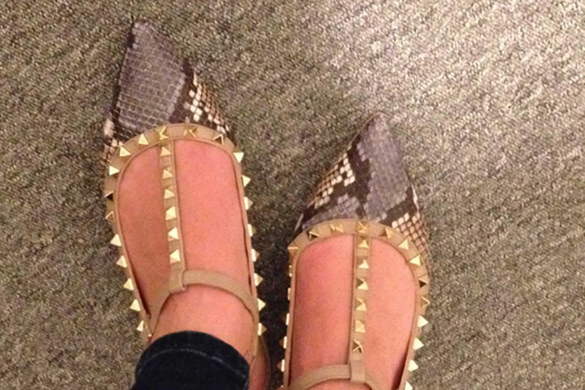 Schuhe von Valentino