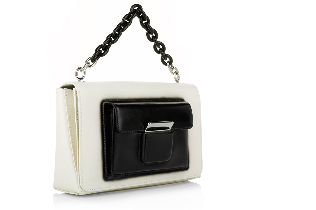 Balenciaga Mini Satchel Bag bei fashionette